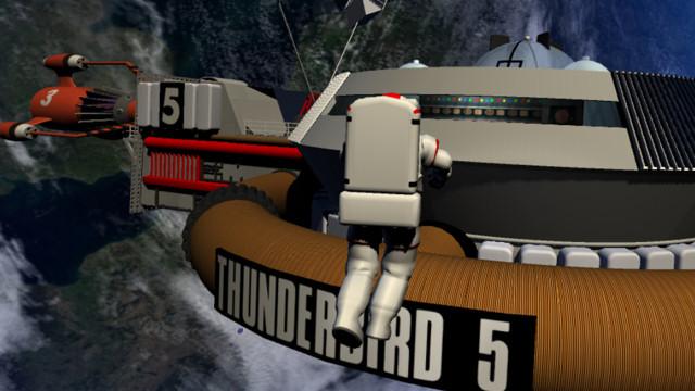 Thunderbirds VR Experience