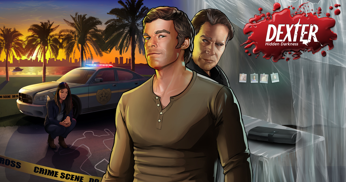 Dexter: Hidden Darkness