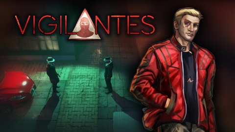 Vigilantes: It's Your Turn To End Crime!