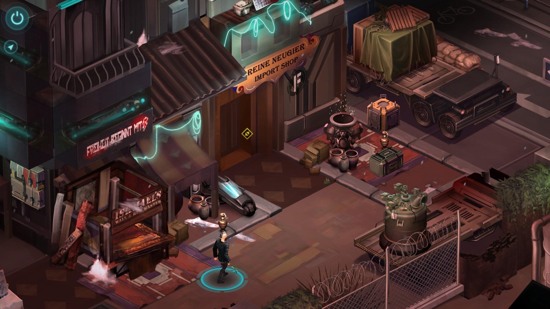 Shadowrun Dragonfall Unity Connect
