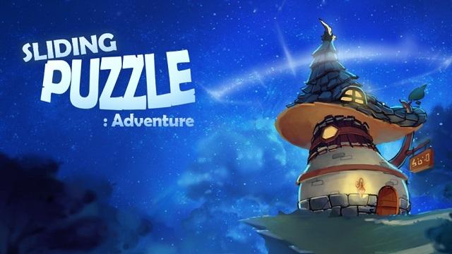 Sliding Puzzle : Adventure