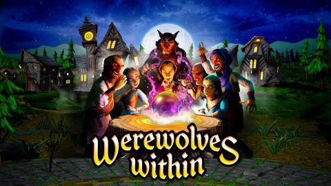 "Developing Social Engagement in VR with ""Werewolves Within"""