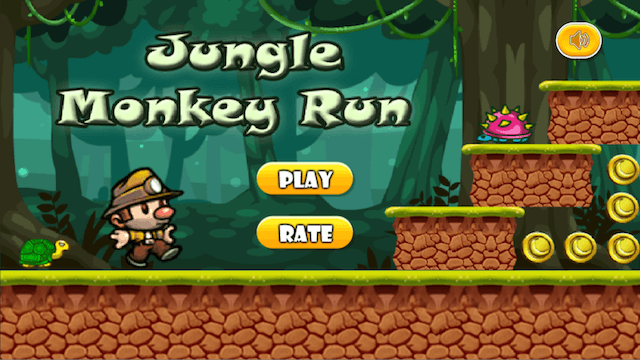 Jungle Monkey Fun Run