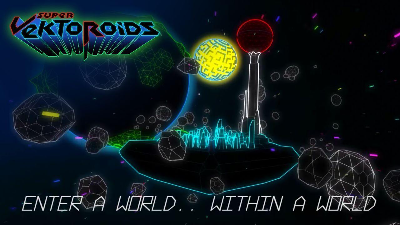 Super Vektoroids