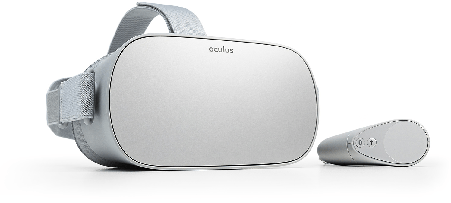 Deploy your first Oculus Go App