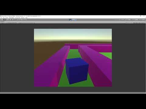 Программирование Игр на языке C# в Unity - Урок 8 Перемещение объекта по трассе