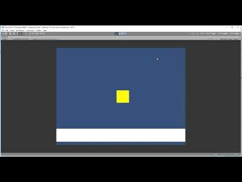 Программирование Игр на языке C# в Unity - Урок 10 Движение объекта и камеры