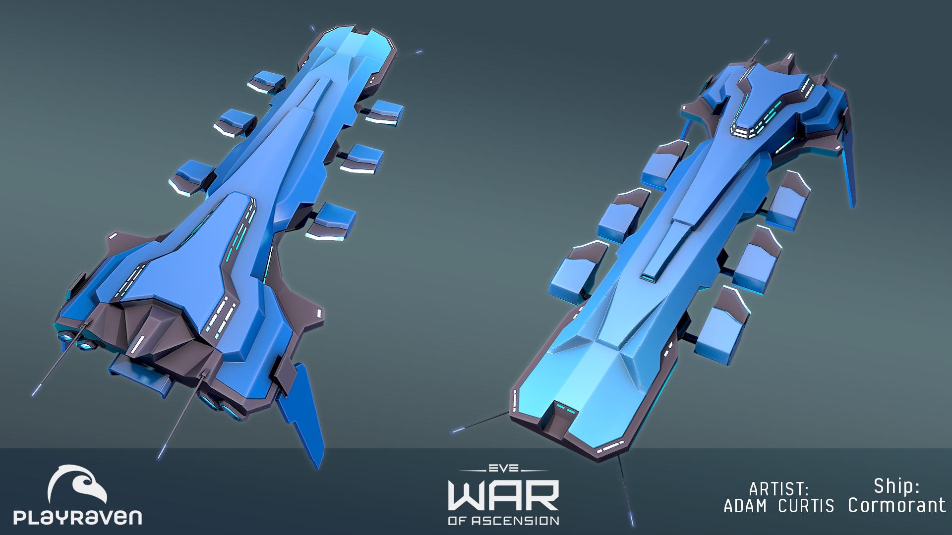 EVE: War of Ascension