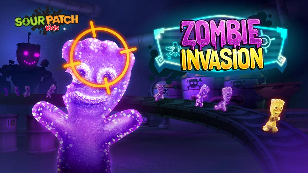 Sour Patch Kids - Zombie Invasion