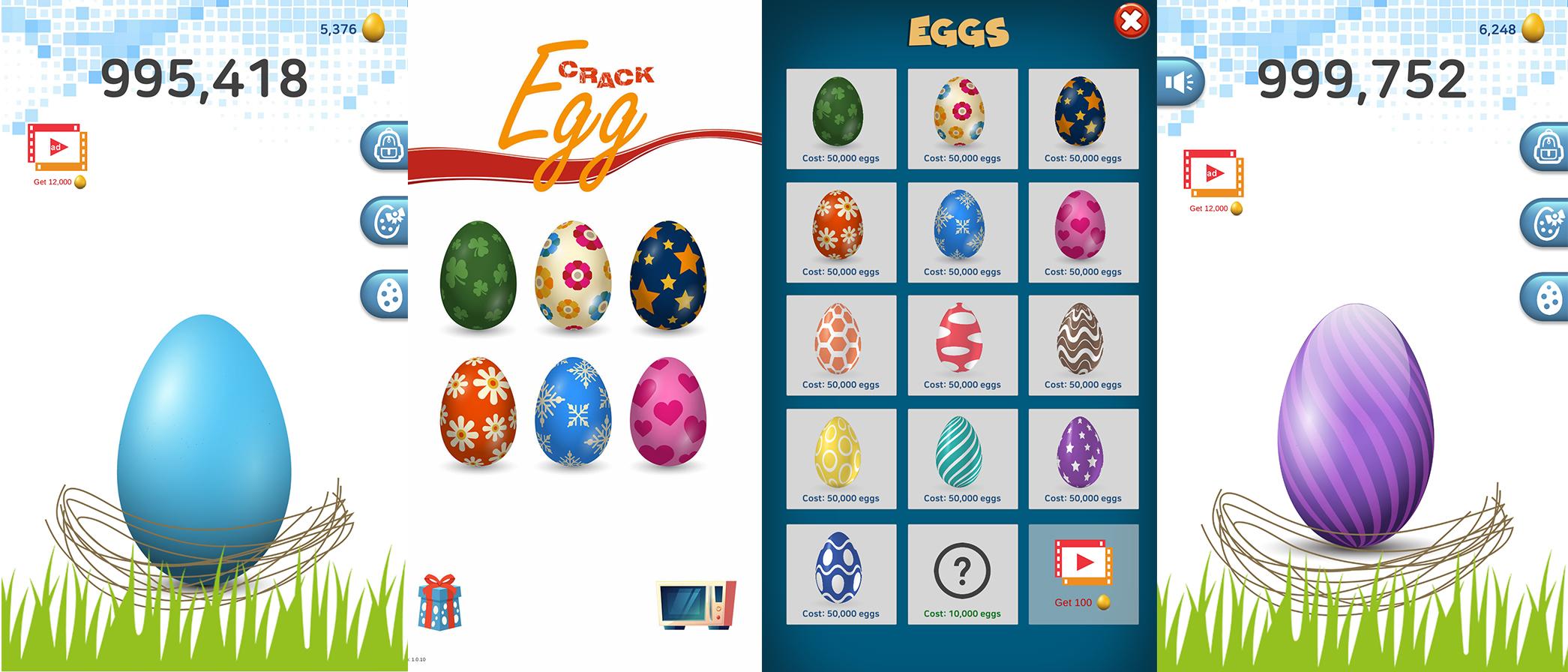 Crack Egg