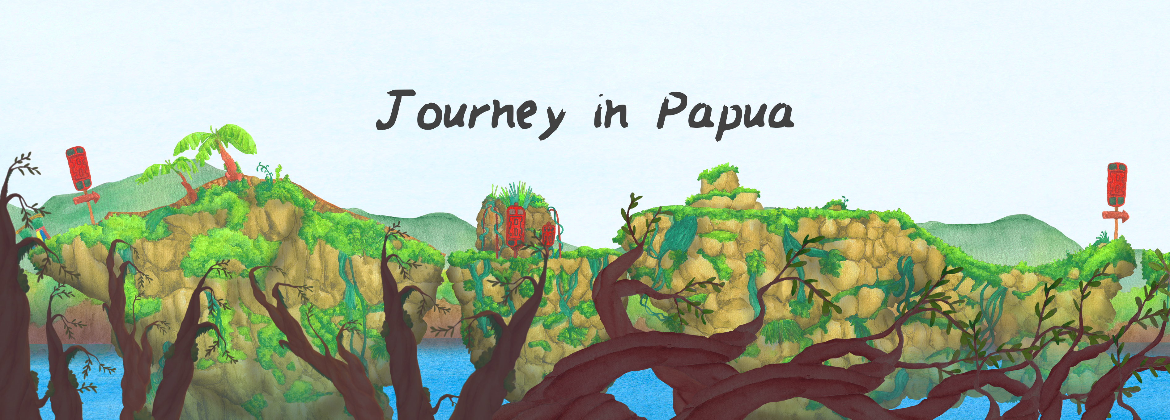 Journey in Papua