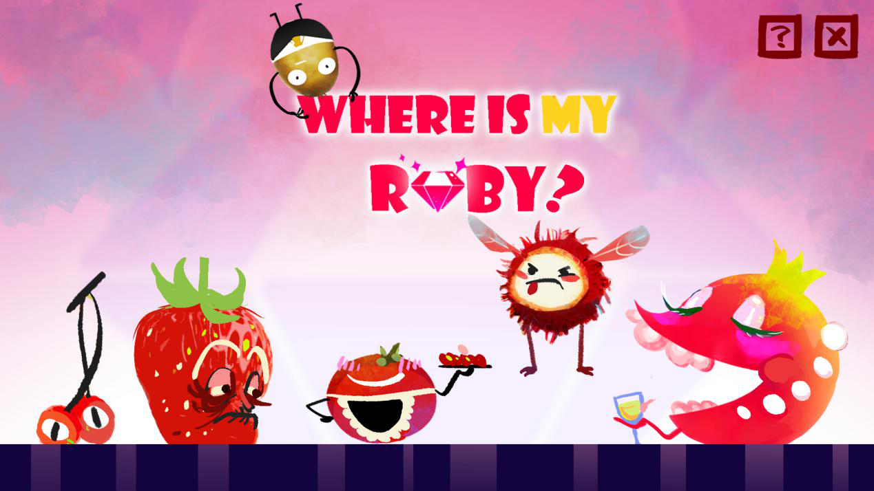 Where is My Ruby