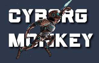 Cyborg Monkey