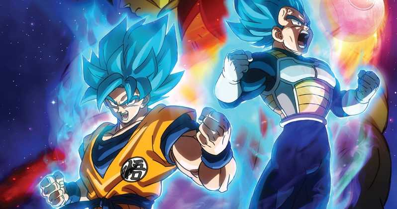 Fr Dragon Ball Super Broly Film Streaming Vf Complet Unity Connect