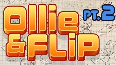 Ollie & Flip Snowboarding: Development Diary Pt. 2