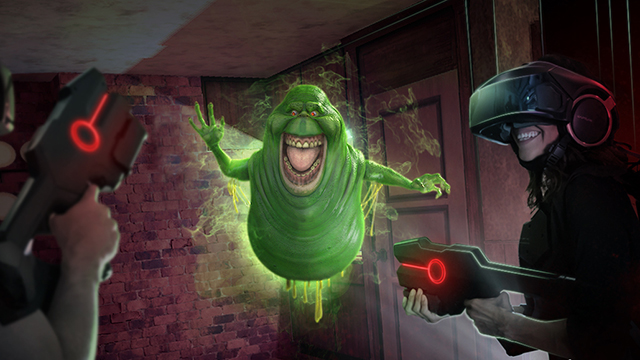 Ghostbusters: Dimension