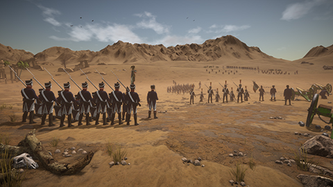 Announcing Holdfast: Nations At War