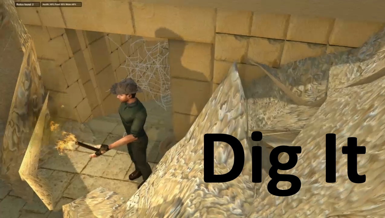 Dig It- Archaeology exploring game