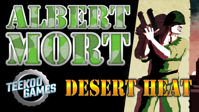 Albert Mort - Desert Heat