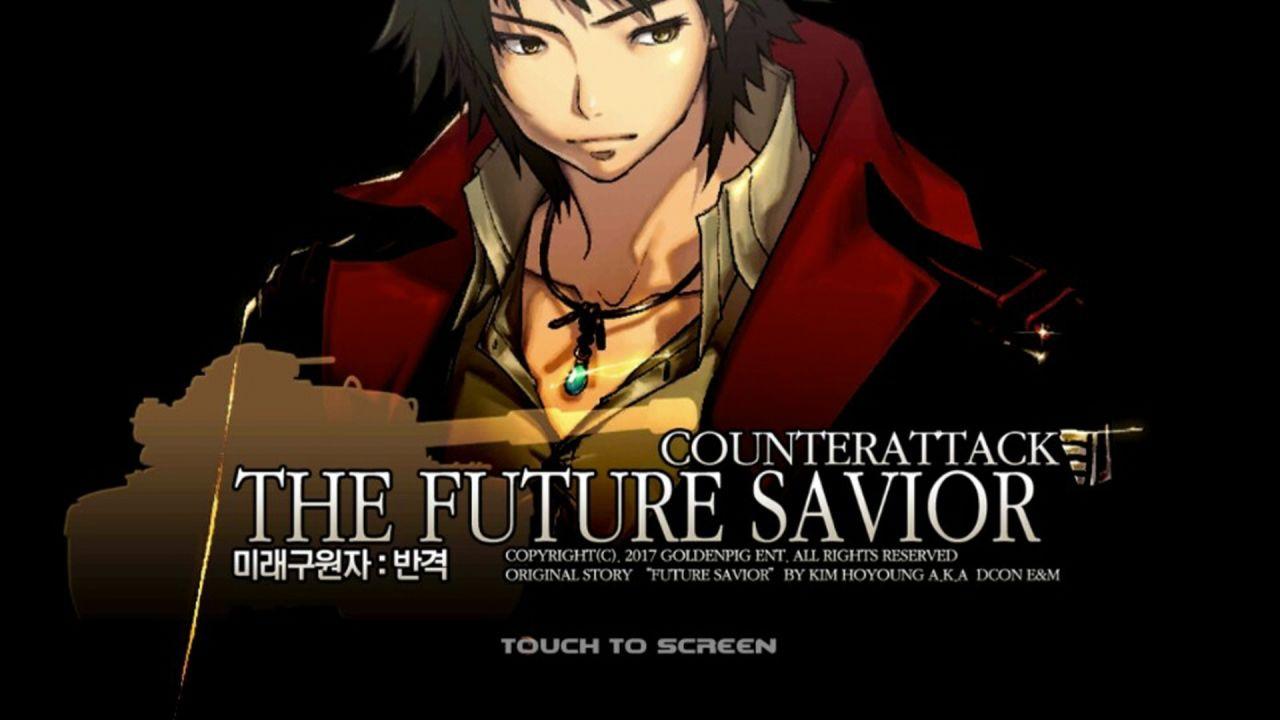 Future Saver : Attack