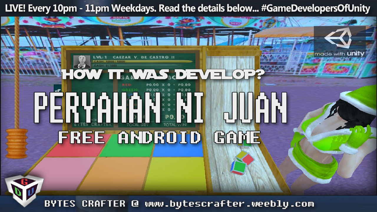 Peryahan Ni Juan - Color Game