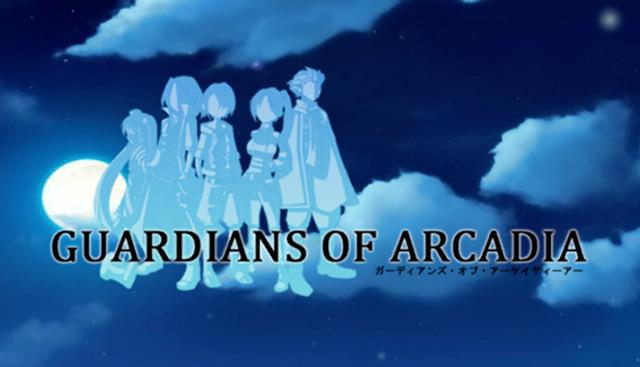 GUARDIANS OF ARCADIA - Episode I