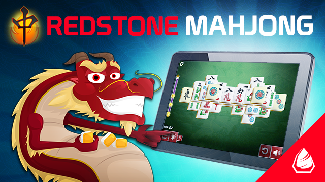 Mahjong Solitaire Redstone