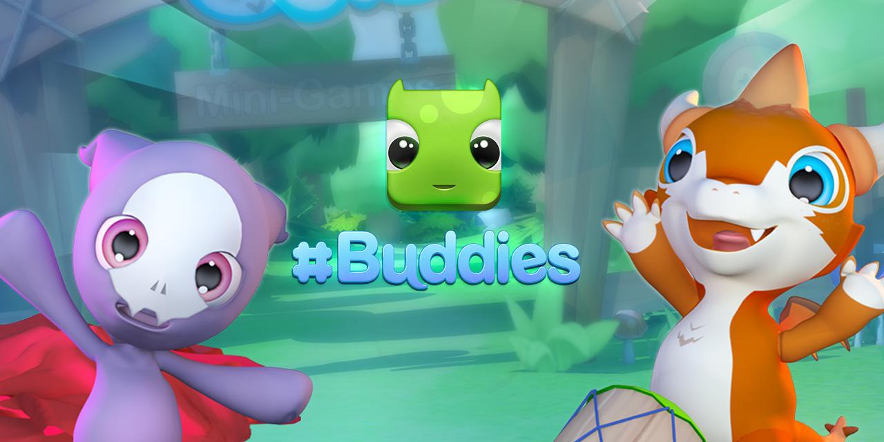 #Buddies