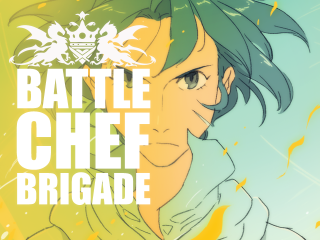 Battle Chef Brigade - Coming November 20th