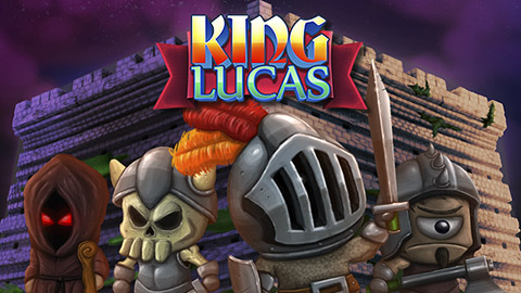 King Lucas - The birth of a king