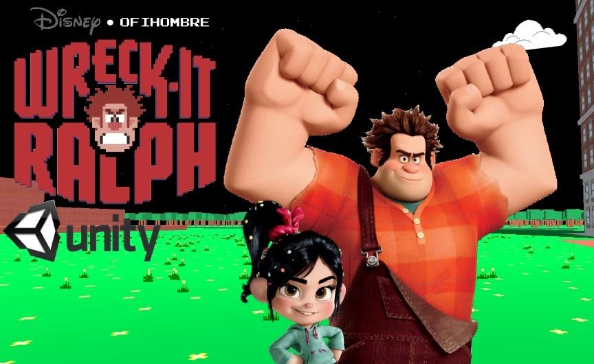 Wreck-It-Ralph unity