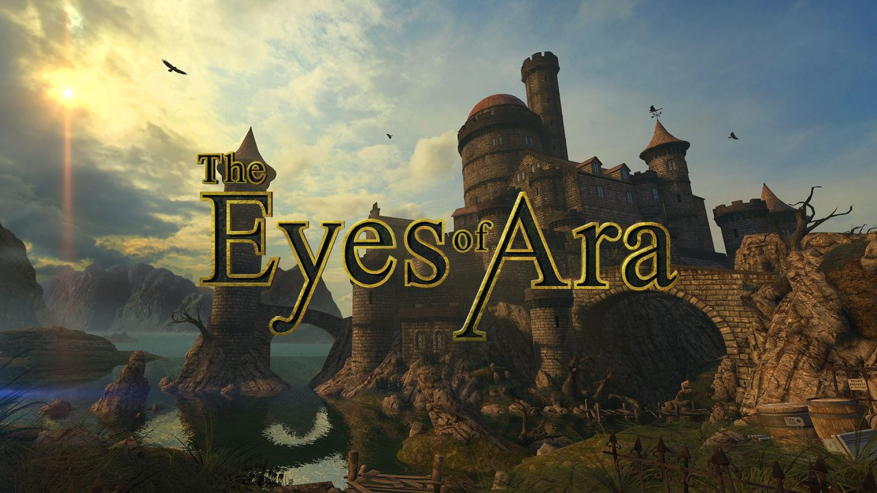 The Eyes of Ara