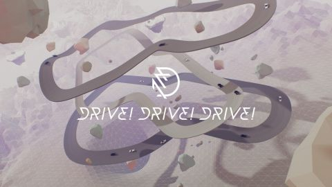 How I Used Unity & Warped Spacetime to Make Drive!Drive!Drive!
