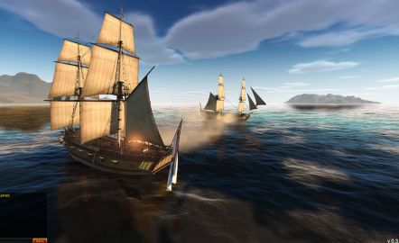 Naval Battle Game Comes to Life
