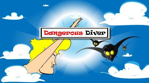 Dangerous Diver - Dare to Dive?