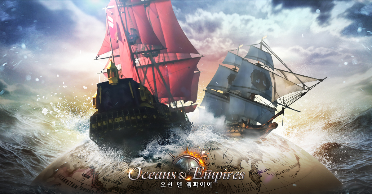 Oceans And Empires