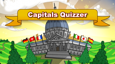Updating Capitals Quizzer for the new Apple TV and tvOS