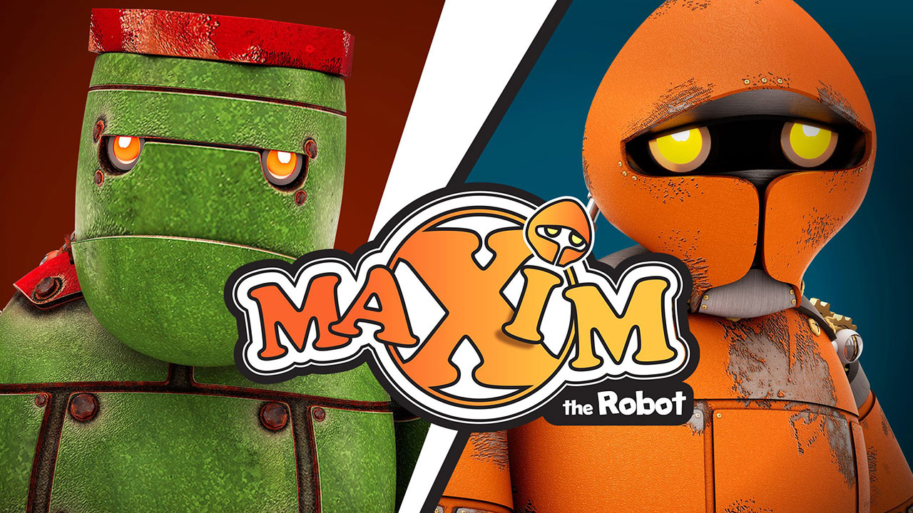 Maxim the Robot