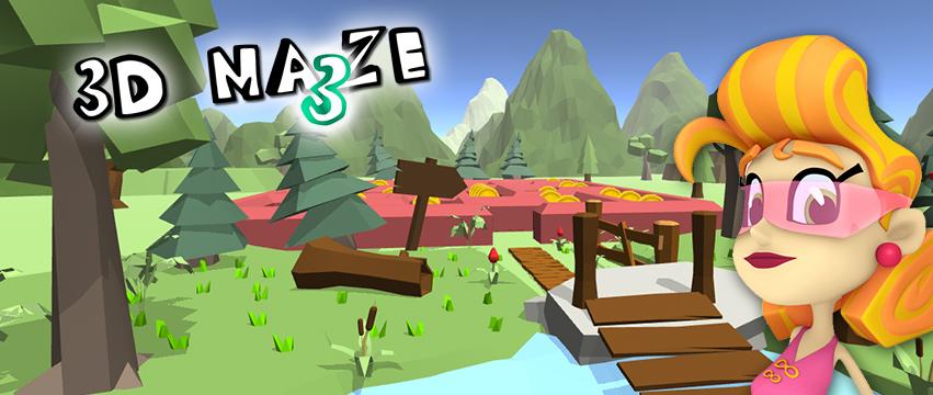 3D Maze 3