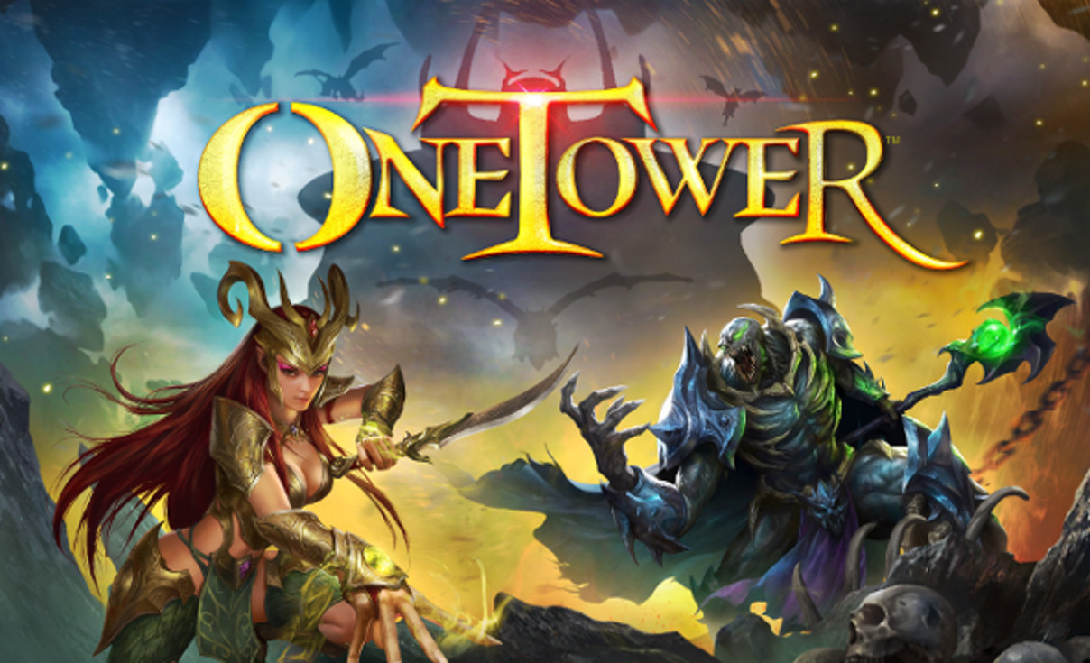 ONE TOWER - Head-to-Head MOBA
