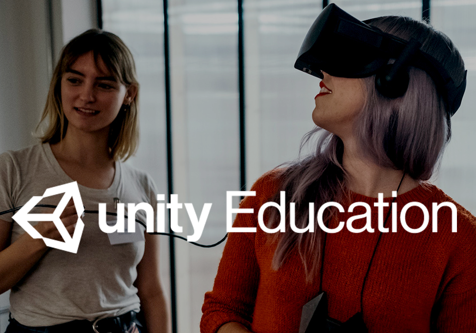 Unity VR Oasis at ISTE 2018