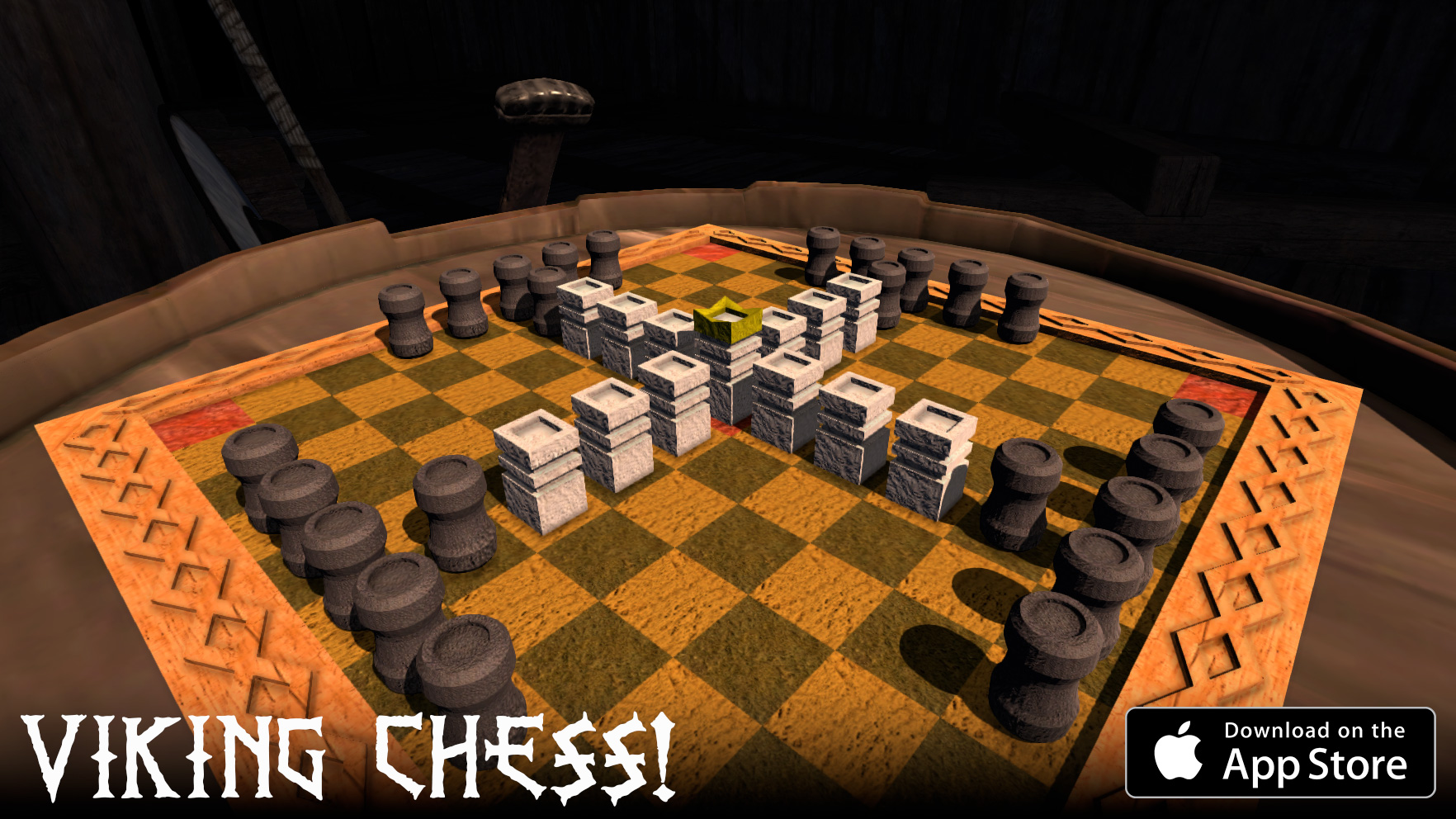Viking Chess!