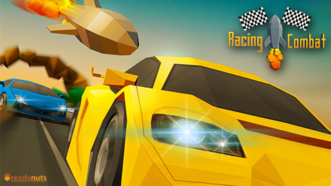 Racing Combat - A Fast Paced Multiplayer Game