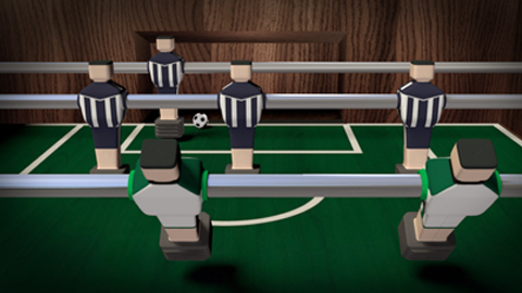 Futbolito 2D's Journey