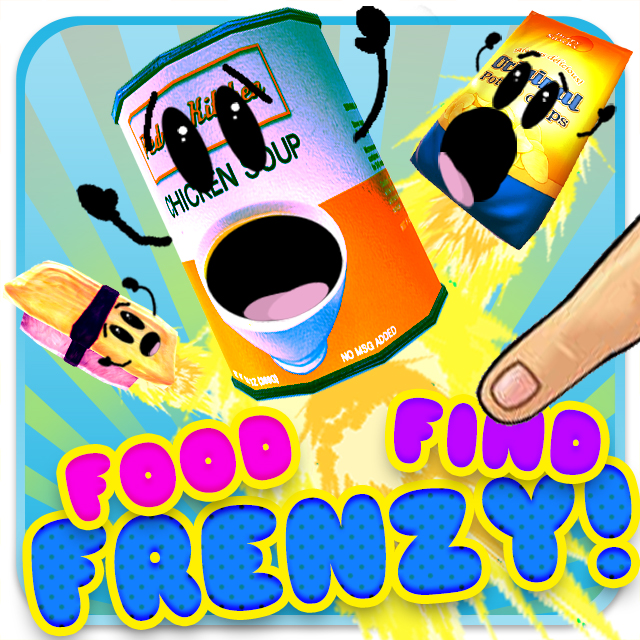 Food Find Frenzy for Kids Free