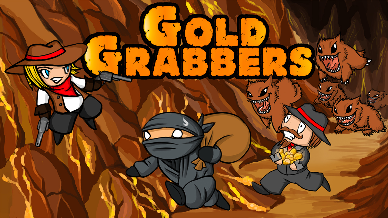 Gold Grabbers