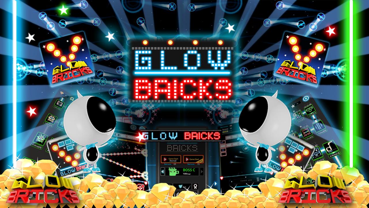 Glow Bricks
