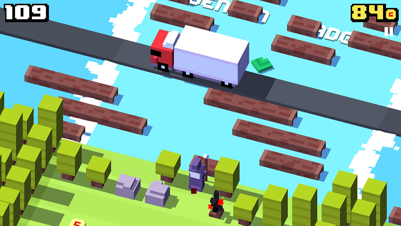 Crossy Road Unity Connect