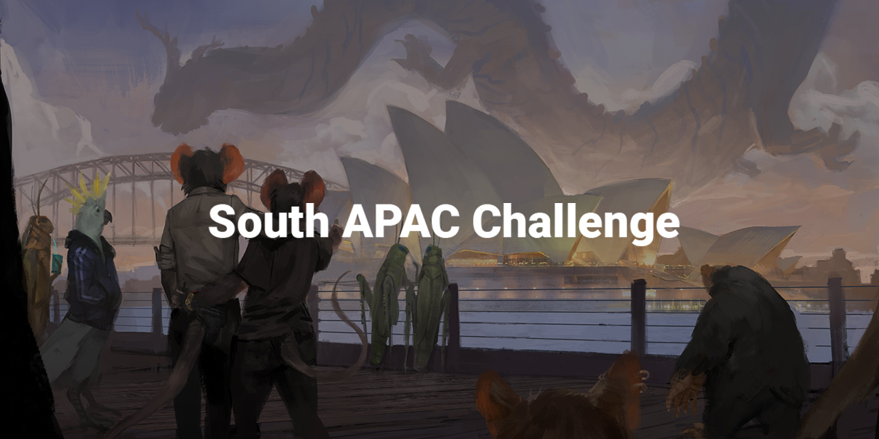 Webinar (SEA/ANZ): Learn how to build for the South APAC Challenge.