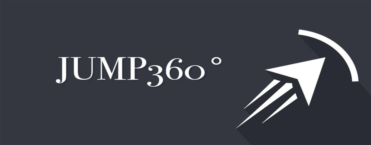Jump360! Enclose Orbital Arrow